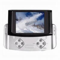 Best Handheld Game Player with 2.8-inch TFT Screen, 3-megapixel Camera, Supports FM Radio, AV Out wholesale