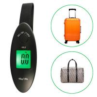 Best 100g 40kg Travel Digital Scale Low Battery Indication For Weighing Luggage wholesale