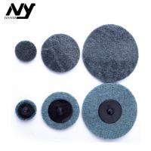 Best 2 Inch Fine / Coarse Sanding Discs Stainless Steel Polishing High Speed TR Type wholesale