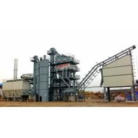 Cheap 80t / H Highly Efficient Batch Type Hot Mix Plant Asphalt Machinery 260 Total Power for sale