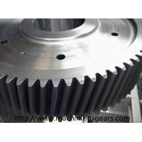 Carbon Steel Motorcycle Riding Gear / Large Transmission Planetary Gear