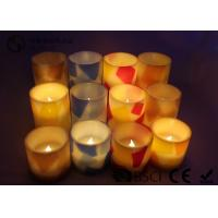 Best Remote Control Flameless Candles Led , Flameless Scented Candles No Dripping wholesale