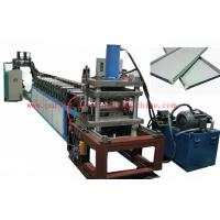 Best PLC For High Speed Light Steel Stud and Ceiling Roll Forming Machine wholesale