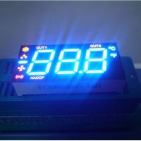 China Multiplexing Common Cathode Three Digit Seven Segment Led Display  Fast Heat Dissipation on sale
