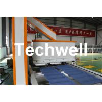 Best Metal Colored Stone Coated Roof Tile Machine Environmental Modern Tile Making Machine wholesale