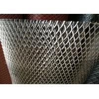 Best Heavy Duty Expanded Metal Mesh 6mm Thickness 11.5kgs / M2 For Protection Zoo wholesale