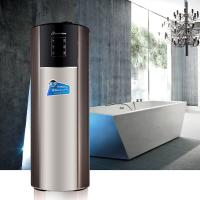 Best WIFI Heat Pump with Solar Coil Water Heater by Air Source Type Heat Pump with CE certificate wholesale