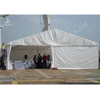 Best Rustless Hard Aluminum Structure Garden Party Canopy Tents White PVC Fabric wholesale