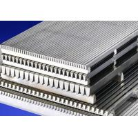 China Stainless Steel 316 Wedge Wire Screen FilterV Shaped Profile High Open Area on sale