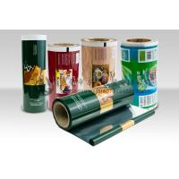 Quality Laminated Food Packaging Plastic Roll Film Moisture Barrier for Tea wholesale