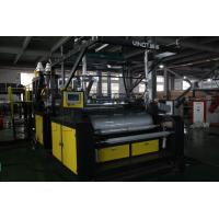 Best Vinot Brand Top Quality Operable Double layer High Speed Stretch Film Making Machine LDPE Material Model No. SLW-1000 wholesale