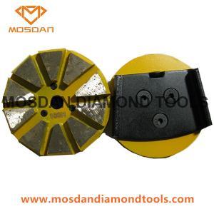 Best HTC Diamond Grinding Disc 10 Seg with Ez Lock Holder wholesale