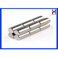 Buy cheap Neodymium Permanent Diametric Cylinder Shaped Magnet For Motor / Electronic from wholesalers