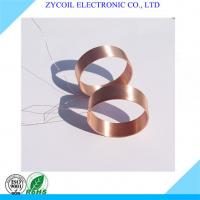 Best Self-Bonding Copper Wire Rfid Antenna Coil , Custom Radio Frequency Coil wholesale