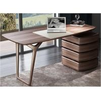 Best American Dark Walnut Wood Furniture Nordic design of Writing Desk Reading table in Home Study room Office Furniture wholesale