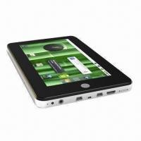 Buy cheap Tablet PC with Wi-Fi, 3G Calling, GPS and Bluetooth Functions from wholesalers