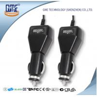 China 5V 1a / 5v 2.1a Ac To Dc Mini Usb Car Charger Adapter High Efficiency on sale