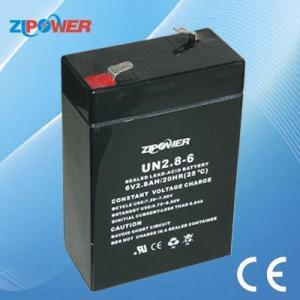 Best Sealed Lead Acid Battery wholesale