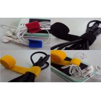 Cheap Industrial Strength Tape , Yellow Hook And Loop Tie Down Straps for sale