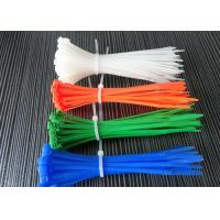 Best Colorful Nylon Tie Wraps Operating Temperature -35 To 85℃ For Various Applications wholesale