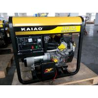 Best Fully Power Output Open Frame Diesel Generators 10KW With Low Noise / Smooth Operation wholesale