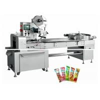 Best Computer Program Control Automatic Pillow Packing Machine With Large Touch Screen wholesale