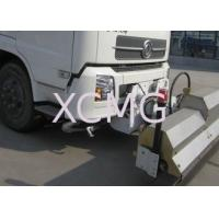 China Multifunctional Special Purpose Vehicles , High Pressure Washing Truck For Irrigation on sale