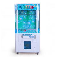 Best 1 Player Kids Grabber Machine , Kids Toy Claw Machine For Shopping Mall wholesale