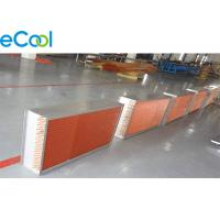 Best Copper Fin And Tube Heat Exchanger Coil For Air Cooler Evaporator And Refrigeration Unit wholesale