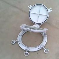 Buy cheap Marine Openable Portlights Weathertight Marine Ships Portholes With Storm Cover from wholesalers