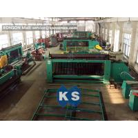 Best 2m X 1m X 1m Gabion Machine Reno Mattress Machine Edge Winding Up Machine wholesale