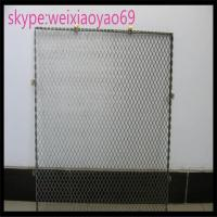 China expanded metal sheet price/12*13 expanded metal/ black expanded metal mesh/expandable aluminum sheet on sale