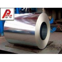 Best Hot Dipped Galvanized Steel Coils , Galvalume coil  0.3mm - 3.5mm Thickness For roofing wholesale