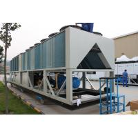 Industrial Semi hermelic Air Cooled Screw Chiller With R134a Refrigerant