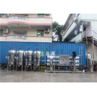 China SUS304 Reverse Osmosis Water Desalination Industrial Water Purification Equipment on sale