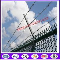 Buy cheap High Tensile Strength Galvanized Barbed Wire/ Good Used barb wire in Protecting from wholesalers