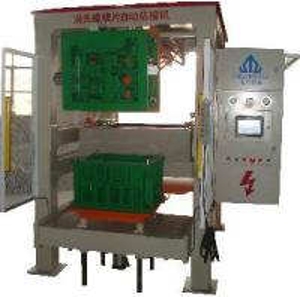 China Foam Automatic Glue Machine on sale
