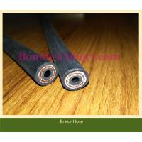 Buy cheap sae j1401 hydraulic brake hose flexible heat resistant steel wire reinforced from wholesalers
