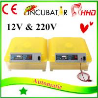 Best 2015 best sale CE approved mini egg incubator for 48 eggs wholesale