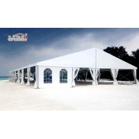 Cheap Aluminum Frame PVC Fabric Waterproof Party Tents , Clear span Tent,Event tent for sale