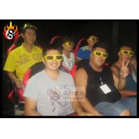 Cheap 4D Cinema Theater with Hydraulic 4D Motion Cinema Seats for sale
