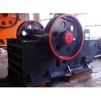Best Automatic Discharging Dolomite Flint Jaw Crusher Machine With Impact Protection wholesale