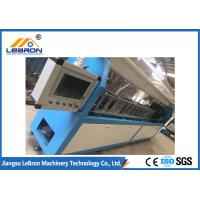 Best Blue Color Light Gauge Steel Framing Machines SERVO Driven High Speed System wholesale