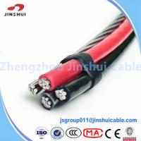 Cheap Electronic Service Drop Cable Oyster All Aluminum Conductor For Transmission for sale