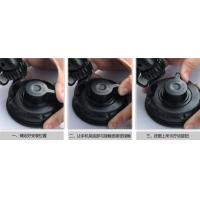 Best Multi function Sony Ericsson car smartphone holder , ABS PVC PU driving helper car wholesale