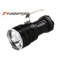 Best 50w High Range CREE T6 Portable LED Searchlight, Handheld Tactical Flood Light wholesale