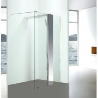China Professional Bathroom Walk In Shower Enclosures , Clear Glass Shower Enclosures on sale