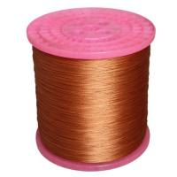 China Polyester stiff cord for Raw edge belt and Ribbed belts divided into High strength and HMLS on sale