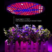 Best 50W UFO Hydroponics LED Grow Light Bulb For Indoor Plants , 120 Degree Angle wholesale