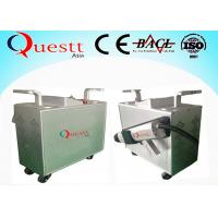 Quality Hand Held Gun Laser Cleaning Machine Rust Removal 10-100mm Beam Width wholesale